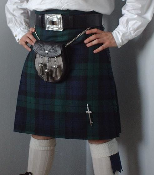 Kilt Black Watch (Batalla de Elviña)